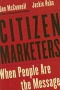 Omslag: McConnell & Huba: Citizen Marketers