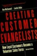 Omslag: McConnell & Huba: Creating Customer Evangelists